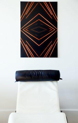 Photographie Alexandre Wielgus - Oeuvre SPECTRE installation LC4